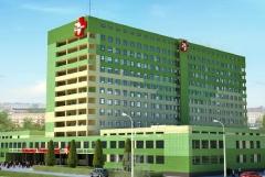 Электроника, городская клиническая больница