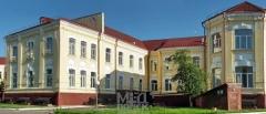 Железнодорожная больница на ст. Красноярск