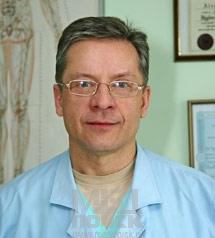 Белянкин Александр Олегович, лечение межпозвонковой грыжи