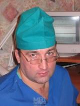 Щебеньков Михаил Валентинович, детский хирург, эндохирург,  Санкт-Петербург
