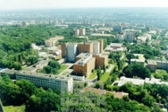 Областная клиническая больница имени Н.Н.Бурденко
