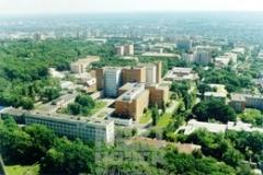 Областная клиническая больница имени Н.Н.Бурденко,  Пенза