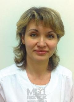 Самойлова Светлана Геннадьевна