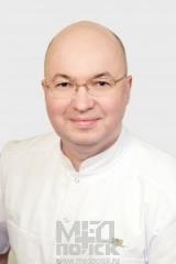 Кармолиев Рустам Рафикович, уролог,  Москва