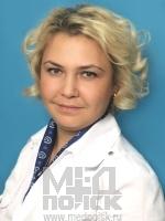 Рузанова Ирина Юрьевна, лор-врач,  Москва