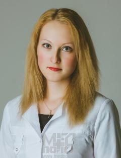 Попова Елена Николаевна, радиолог,  Красноярск