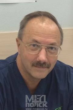Богданов Игорь Валентинович, уролог,  Красноярск