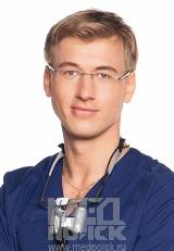 Гурин Алексей Николаевич, стоматолог, челюстно-лицевой хирург,  Москва