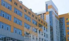 1 Краевая клиническая больница им. С. В. Очаповского,  Краснодар