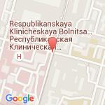 где находится Республиканская клиническая больница имени Г. Г. Куватова