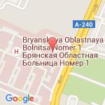 где находится 1 областная больница