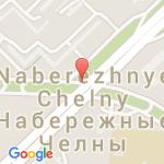 где находится Клиника Нуриевых г.Набережные Челны