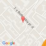 где находится Городская клиническая больница имени С. П. Боткина