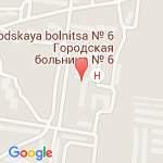 где находится 6 Городская больница