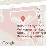 где находится 4 городская больница Святого Великомученика Георгия