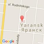 где находится Яранская центральная районная больница