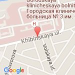 где находится 3 Городская клиническая больница  имени С. М. Кирова