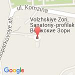 где находится Волжские Зори, Санаторий-Профилакторий Тольяттисинтез