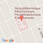 где находится Поликлиника Республиканской клинической офтальмологической больницы