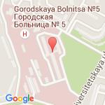 где находится 5 городская больница