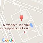 где находится Александровская больница