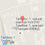 где находится Узловая поликлиника на станции ОАО РЖД