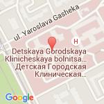 где находится 5 детская городская больница