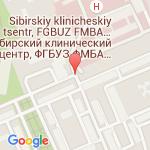 где находится Сибирский клинический центр ФМБА России