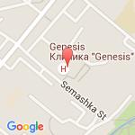 где находится Генезис, медицинский центр