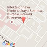 Где находится 1-я инфекционная больница