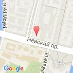 где находится АВА-ПЕТЕР, российско-финская клиника