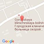 где находится Клиническая больница скорой медицинской помощи