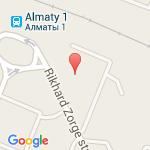 где находится Городской противотуберкулезный диспансер Турксибского района