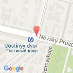 где находится Петербургская Неотложка, медицинская компания