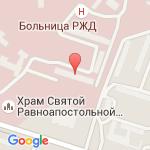 где находится Железнодорожная больница Октябрьской ЖД МПС РФ