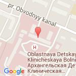 где находится Детская клиническая больница имени П.Г.Выжлецова