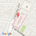 где находится Детская городская больница имени К. А. Раухфуса