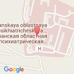 где находится Областная клиническая психиатрическая больница имени Н.Н.Баженова
