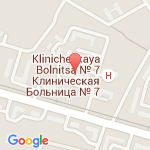 где находится 1 поликлиника 7 Городской клинической больницы