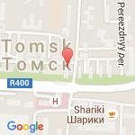 где находится 3 Стоматологическая поликлиника, Томск