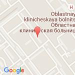 где находится Городская поликлиника областной клинической больницы