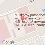где находится НИИ скорой помощи им. И.И. Джанелидзе