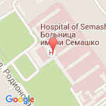 где находится Нижегородская областная клиническая больница им.Н.А.Семашко