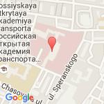 где находится Научный клинический центр ОАО РЖД, с филиалом ЦКБ № 1