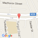 где находится Клиника внутренних болезней Национального Медицинского Университета имени С.Д. Асфендиярова
