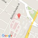 где находится Дорожная клиническая больница