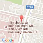 где находится Клиническая больница имени С.Р. Миротворцева