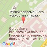 где находится 1 городская клиническая больница имени Н. И. Пирогова