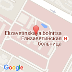 где находится Городской центр эндовидеохирургии Санкт-Петербурга (при Елизаветинской больнице)