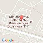 где находится 7 Городская клиническая больница